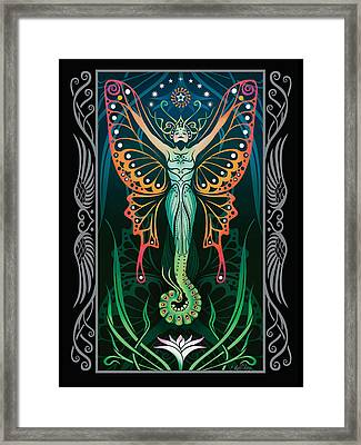 Metamorphosis V.2 Framed Print