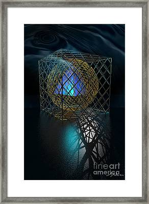 Metaphysics - I Framed Print by Mihai Manea
