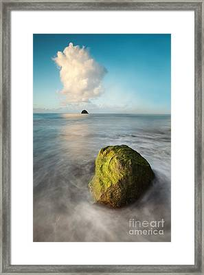 Metaphysics Framed Print