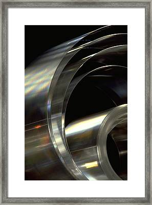 Metropolis Framed Print by Kathy Corday