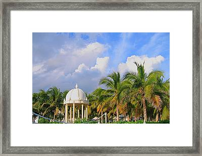 Mexican Paradise 1762 Framed Print