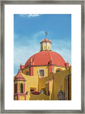 Mexico, Guanajuato, Our Lady Framed Print by Rob Tilley