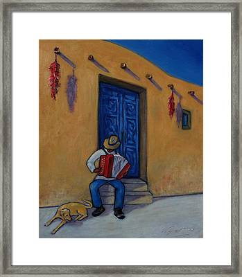 Mexico Impression II Framed Print