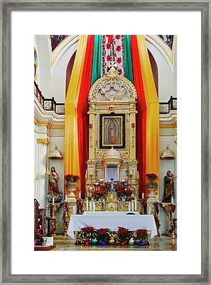 Mexico, Jalisco, Puerto Vallarta Framed Print by Jaynes Gallery