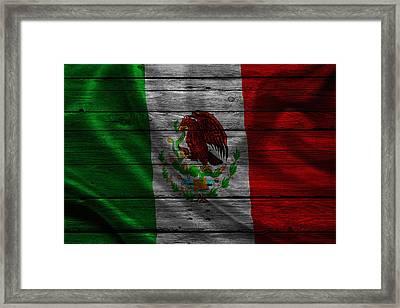 Mexico Framed Print by Joe Hamilton