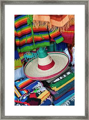 Mexico, Teotihuacan Framed Print by Jaynes Gallery