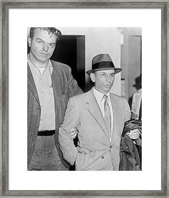 Meyer Lansky Framed Print