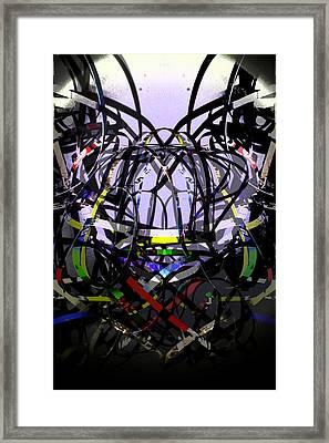 Mg8761 Framed Print by Citpelo Xccx
