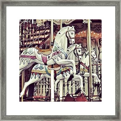 #mgmarts #horse #bestogram #instahub Framed Print by Marianna Mills