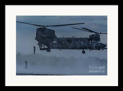 160th Soar Framed Prints