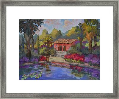 Mi Casa Es Su Casa Framed Print by Diane McClary