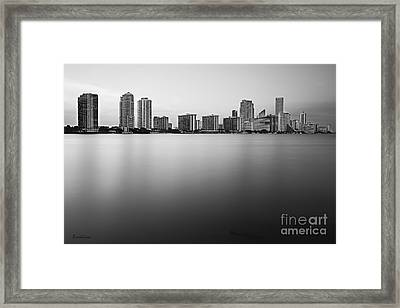Miami Dream Framed Print by Eyzen M Kim