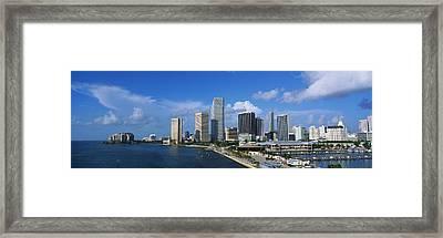 Miami Fl Framed Print