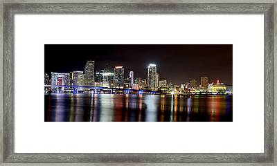 Miami - Florida  Framed Print