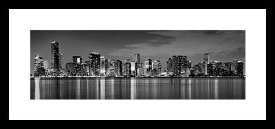 Miami Framed Prints