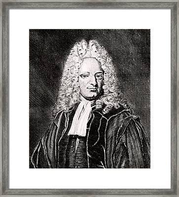 Michael Alberti Framed Print by Universal History Archive/uig