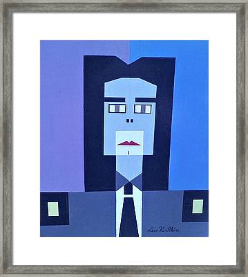 Michael Framed Print