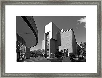 Michigan State University Chemistry Framed Print