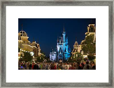 Mickets Castle Framed Print