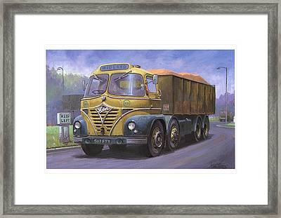 Mickey Mouse Foden. Framed Print by Mike  Jeffries