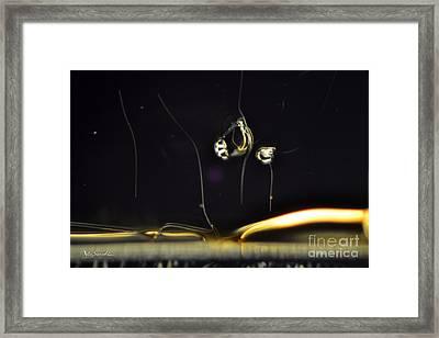 Micro Art Beer 10 Framed Print by Vin Kitayama