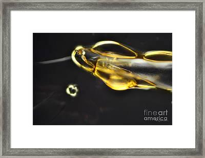 Micro Art Beer 12 Framed Print by Vin Kitayama