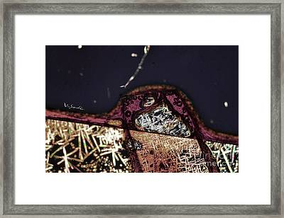 Micro Art Coffee Solution 7 Framed Print by Vin Kitayama