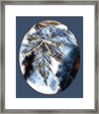 Micro Linear 33 Framed Print by Will Borden