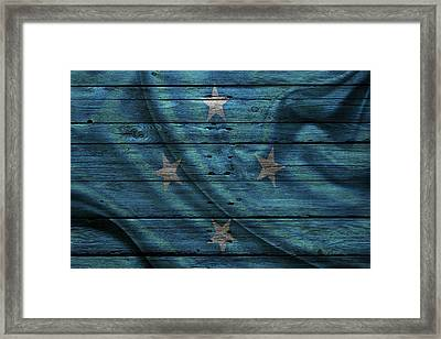 Micronesia Framed Print by Joe Hamilton