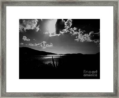 Mid Afternoon Framed Print by Samuel James