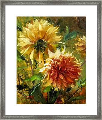 Midas Touch Framed Print by Bill Inman