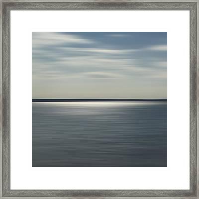 Midday Framed Print by Bob Retnauer