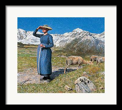 Neo Impressionism Framed Prints