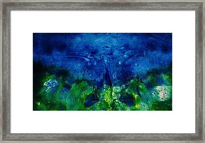 Midnight Angel Framed Print