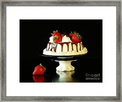 Midnight Cravings Framed Print by Inspired Nature Photography Fine Art Photography