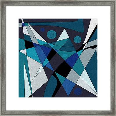 Midnight Jazz Framed Print