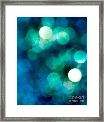 Midnight Magic Framed Print