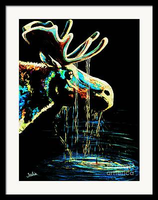 Epic Amazing Colors Framed Prints