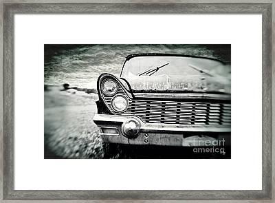 Midnight Ride 2 Framed Print by Scott Pellegrin