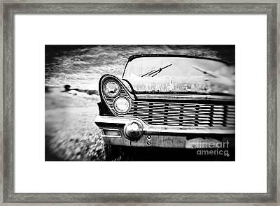 Midnight Ride Framed Print by Scott Pellegrin