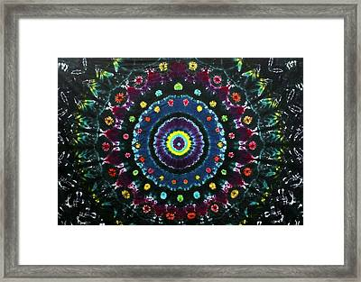 Midnight Romance Framed Print by Carl McClellan