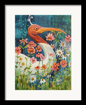 Fanciful Paintings Framed Prints