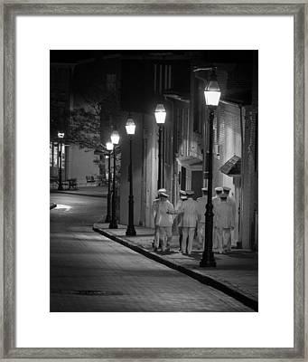 Mids Framed Print by Jennifer Casey