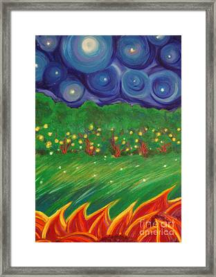 Midsummer By Jrr Framed Print by First Star Art