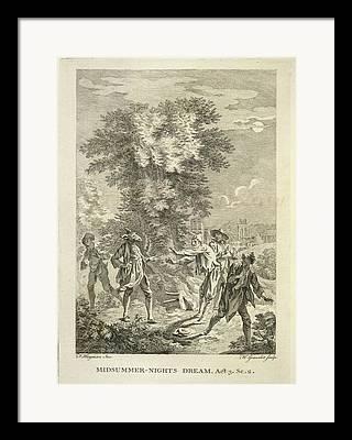 Shakespear Framed Prints