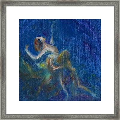 Midsummer Nights Dream Framed Print