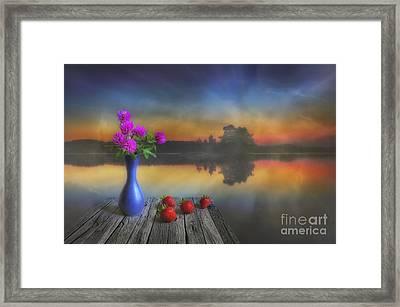 Midsummer Framed Print