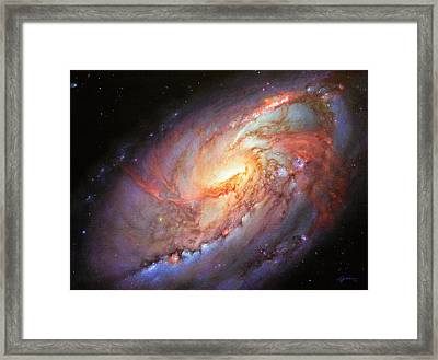 Mighty M106 Framed Print