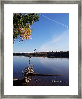 Mighty Missisquoi I Framed Print