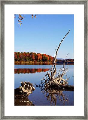 Mighty Missisquoi II Framed Print